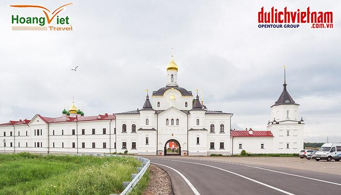 Tu viện St Cyril