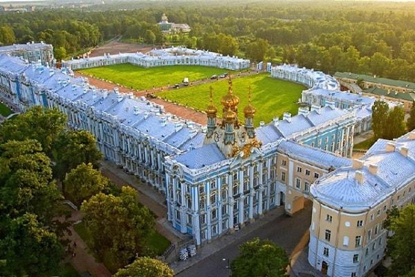 Image result for Cung điện Ekaterina