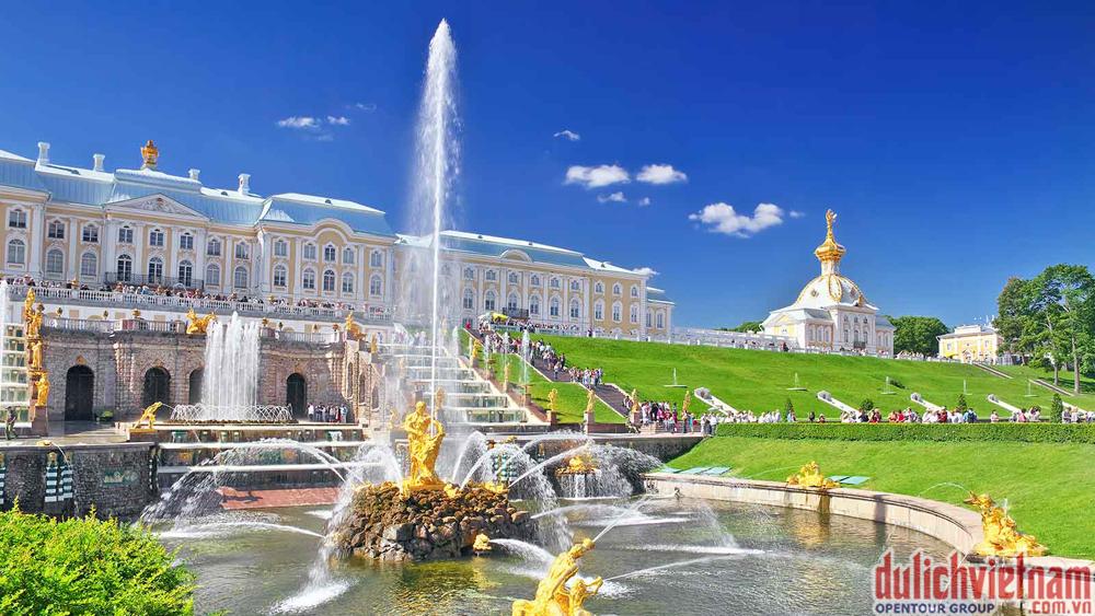 Cung điện mùa hè