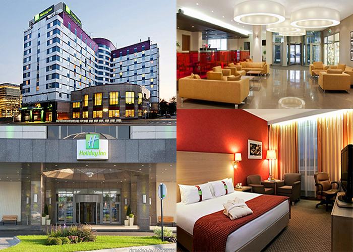 Khách sạn 4 * Holiday Inn Lesnaya