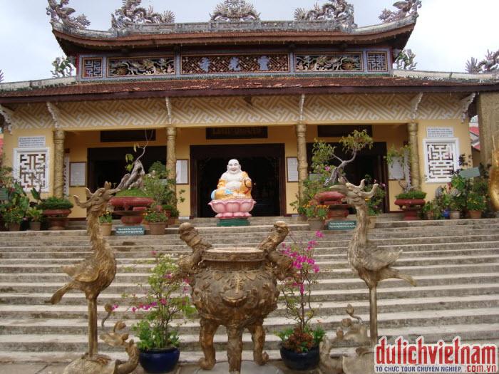 Chùa Linh Quang - Đà Lạt