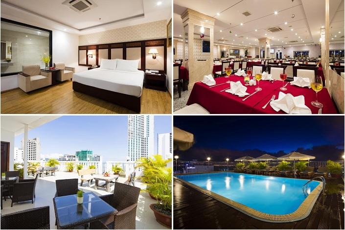Khách sạn 4 sao tại Nha Trang sang trọng, đầy đủ tiện nghi