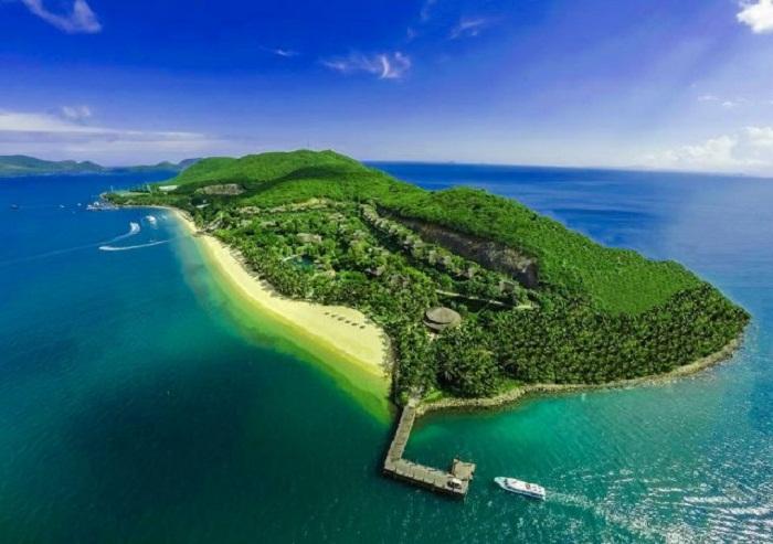 Đảo Hòn Tăm Nha Trang