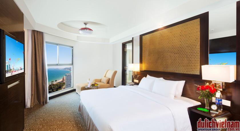 Phòng nghỉ của khách sạn Havana đẹp và sang trọng