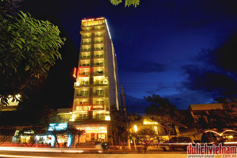 Khách sạn 3 sao cao cấp du lịch Nha Trang