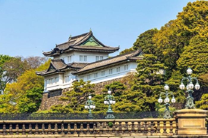 Hoàng cung Nhật Bản