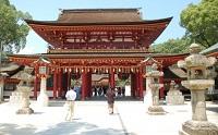 Đền thờ Dazaifu Temnmangu