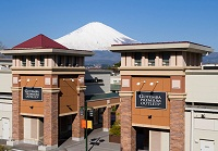 Gotemba Outlet shopping mall