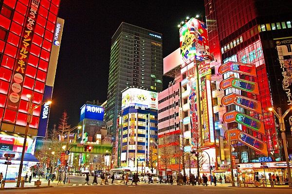 Akihabara - Thánh địa của các game thủ & cosplay ở Nhật Bản