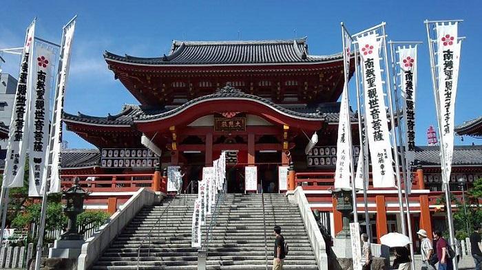 Chùa-cổ-Asakusa-Kannon