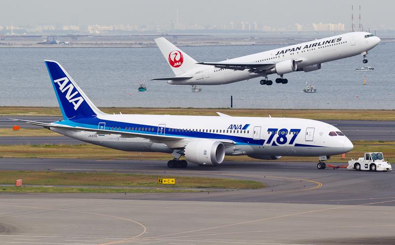 Hãng hàng không All Nippon Airways 5 sao