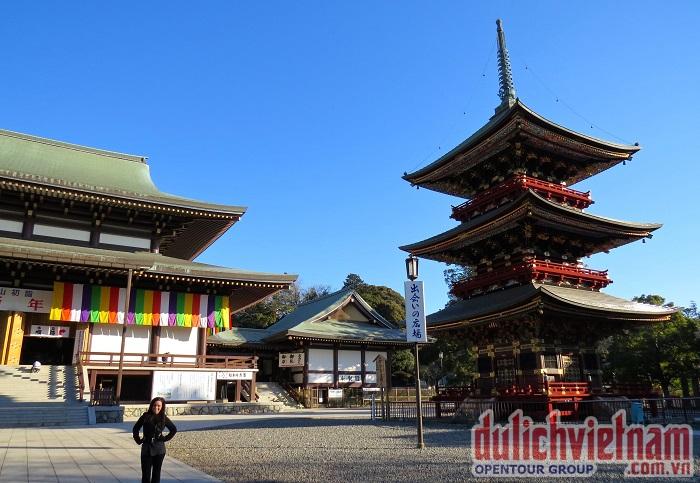 Đền Naritasan Shinshoji