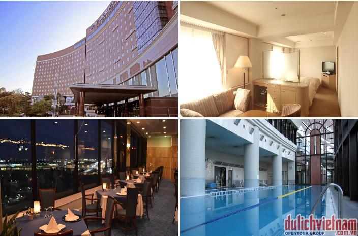 Khách sạn Marroad International 3 sao sang trọng, đầy đủ tiện nghi