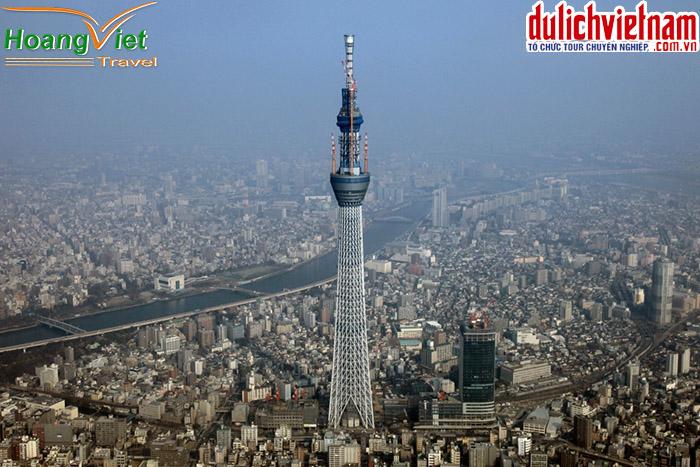 Tháp truyền hình Nhật Bản