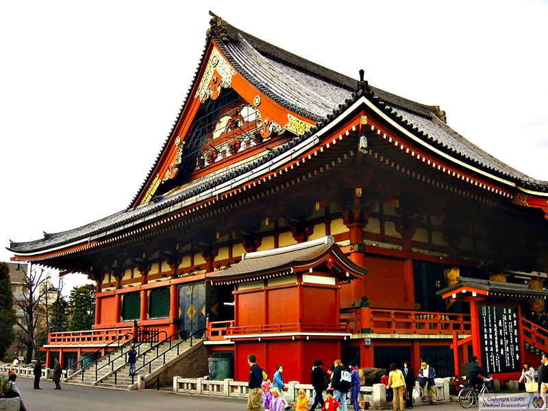 đền Sensoji