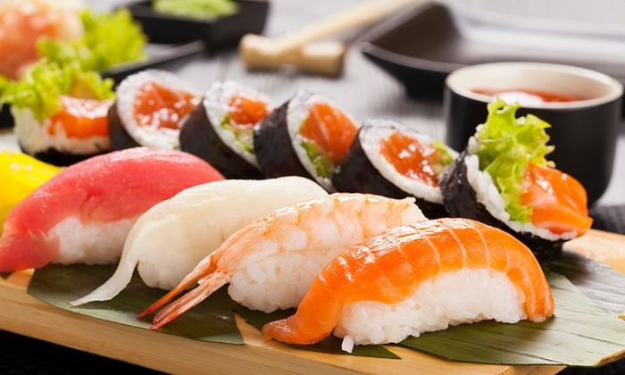 Món Sushi đặc sản của Nhật Bản