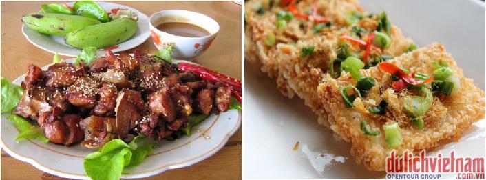 Thưởng thức món ăn đặc sản nổi tiếng của Ninh Bình
