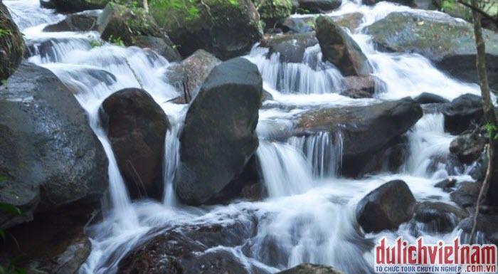 Suối Tranh - điểm du lịch Phú Quốc hấp dẫn