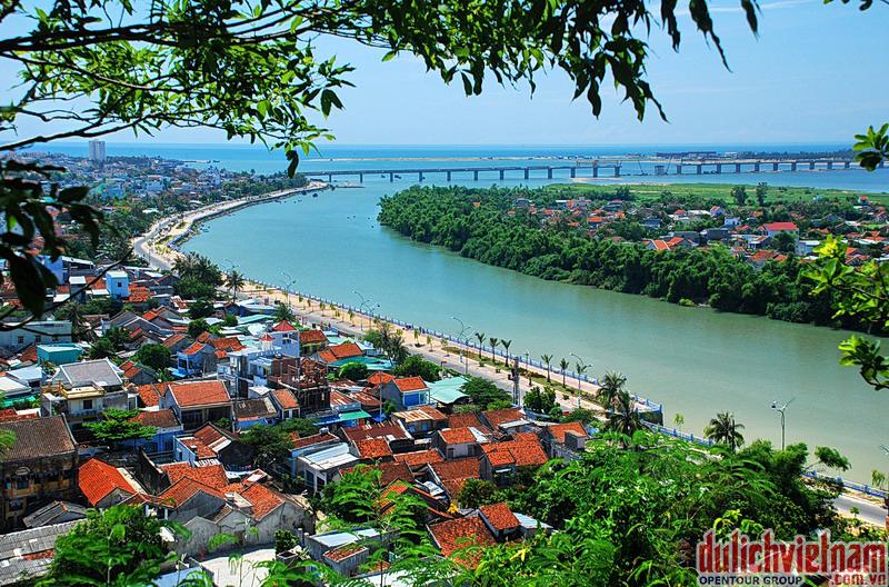 Toàn cảnh thành phố Phú Yên