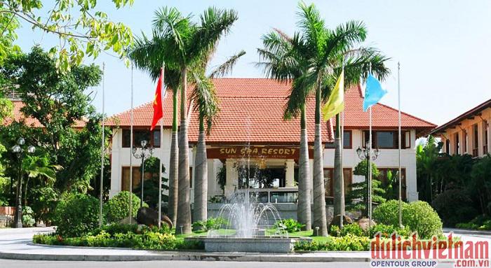 Tổng quan Sunspa Resort Quảng Bình