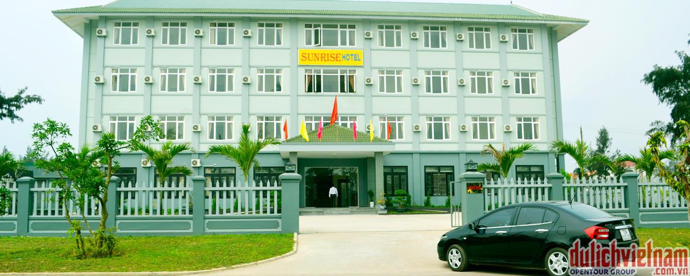 Khách sạn Sunrise Quảng Bình
