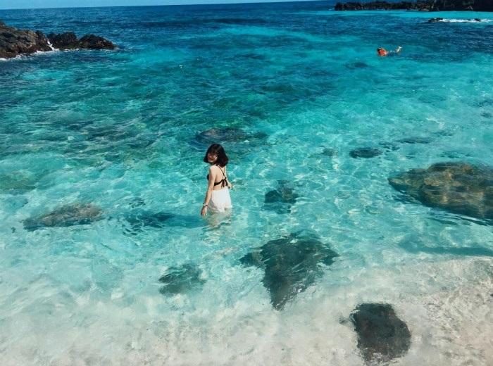 Thỏa thích khám phá hòn đảo Điệp Sơn giữa biển