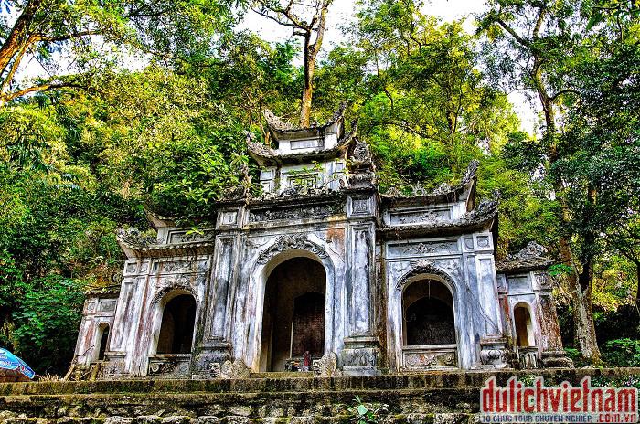 Chùa Cô Tiên ở Sầm Sơn