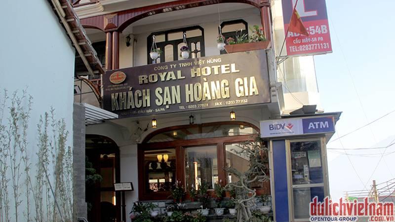 Khách sạn Hoàng Gia - 1 trong những khách sạn sang trọng, hiện đại nhất của Sapa