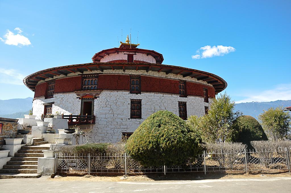 Bảo tàng Ta Dzong