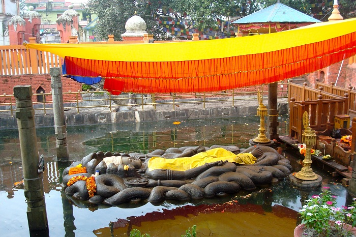 Đền Budhanilkantha