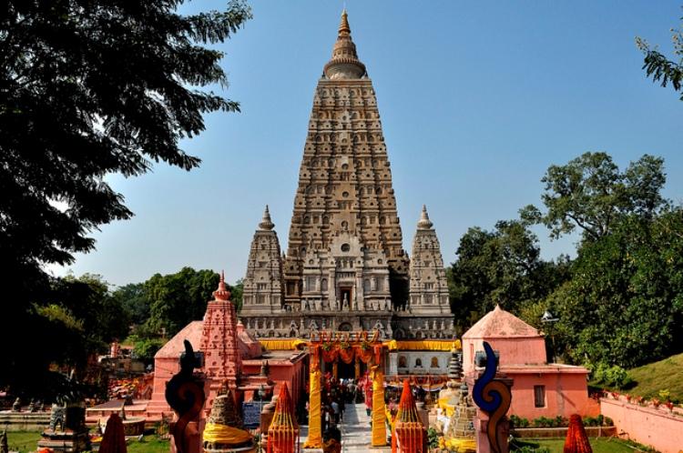 Đền Mahabodhi