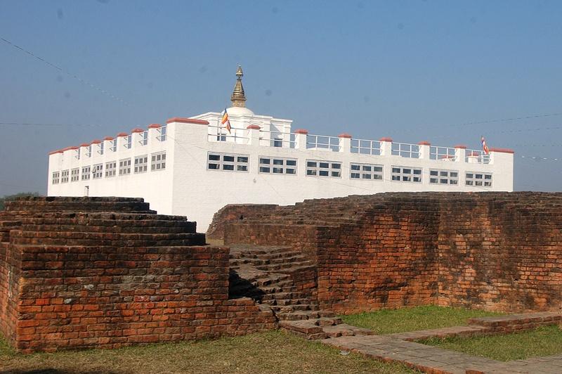 Đền Thờ Hoàng Hậu Maya Devi