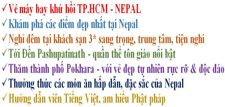 note hot tâm linh nepal