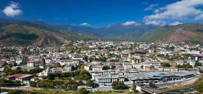 Thành phố Thimphu