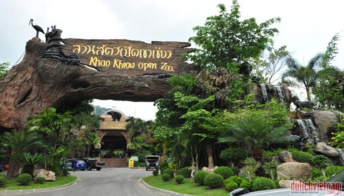 Vườn thú Khao Kheow