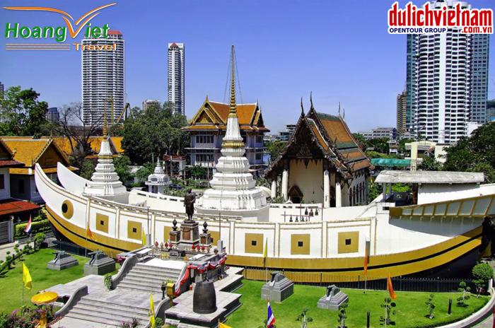 Chùa Wat Yannawa