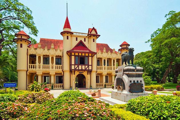 Cung điện Sanam Chandra