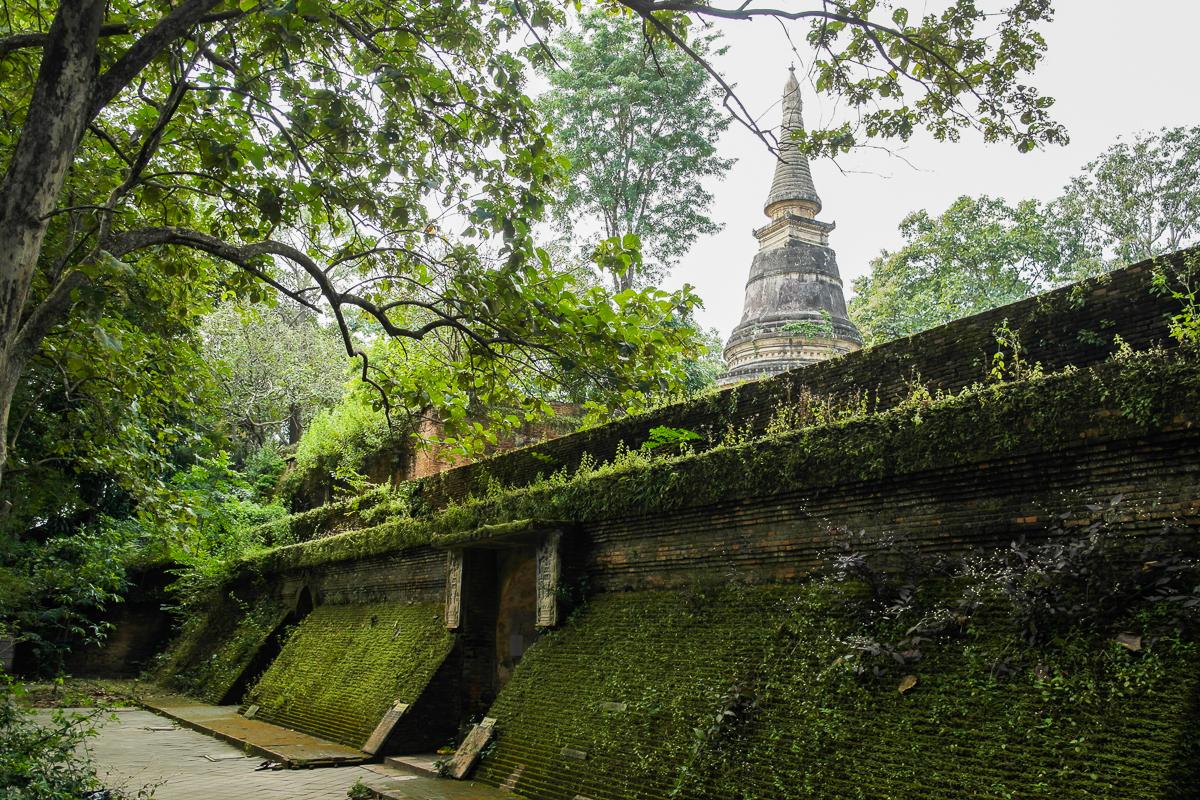 [Chia sẻ] Khám phá du lịch Đền Umong, Chiang Mai, Thái Lan