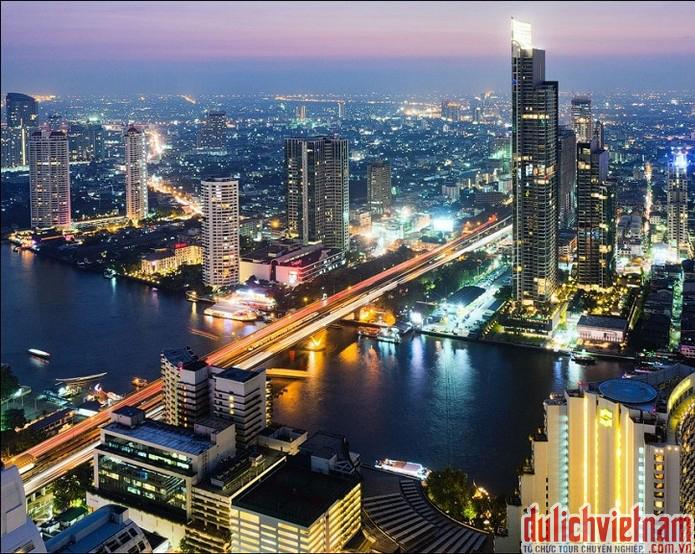 Vẻ đẹp Bangkok Thái Lan