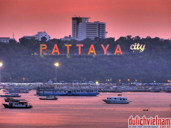 Du lịch biển Pattaya