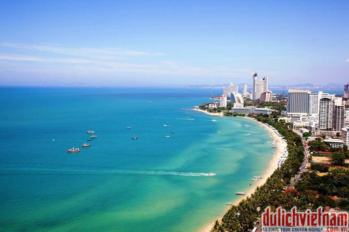 Biển Pattaya