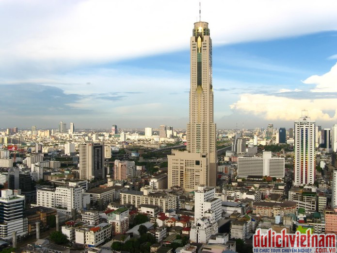 Tòa tháp Bayoke Sky