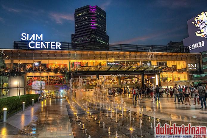 Trung tâm thương mại Thái Lan