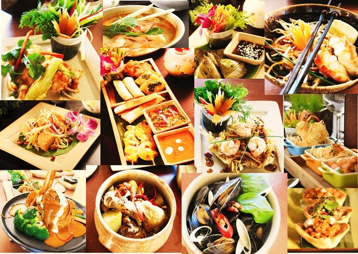 Ẩm thực Thái Lan đặc sắc