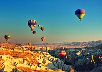 Khí cầu Cappadocia