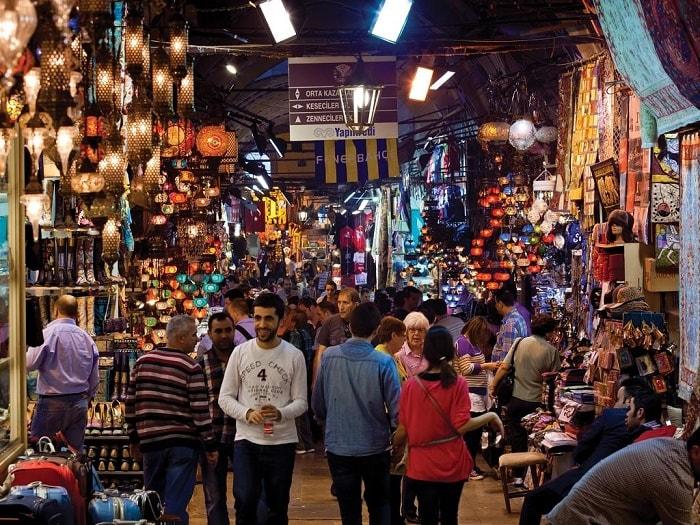 chợ-bazzar