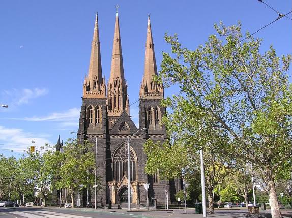 Nhà thờ trên đường Patrick