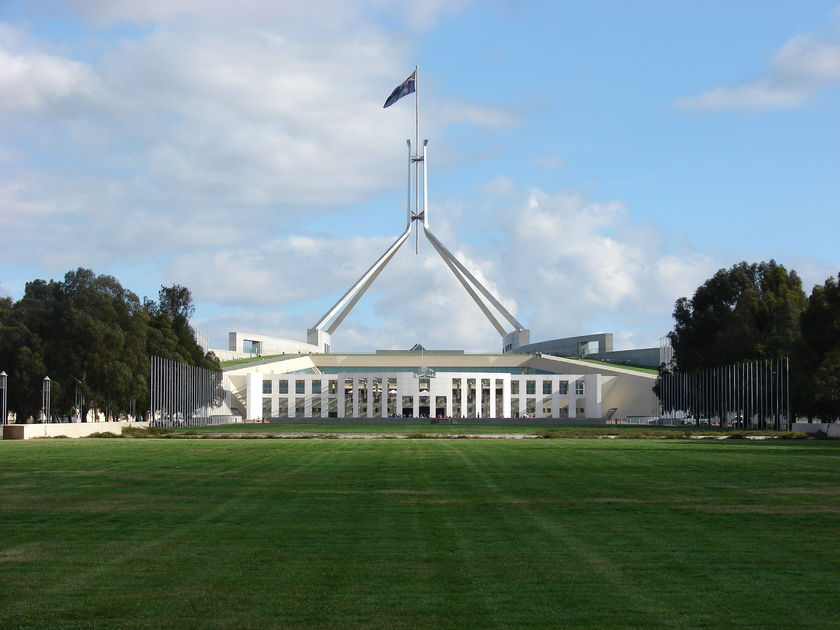 Parliament-house