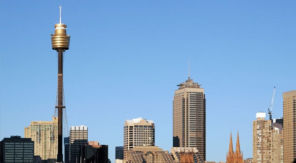 Kết quả hình ảnh cho tháp sydney
