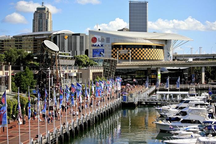 Darling Harbour - Cảng tình yêu